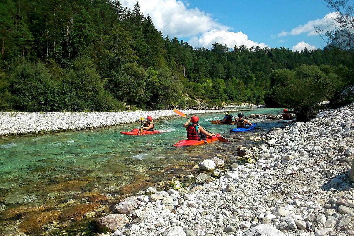 Vacanze attive. Dove fare rafting, kayak e non solo (in Ital... OF OSSERVATORIO FINANZIARIO